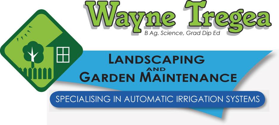 Wayne Tregea Landscaping & Garden